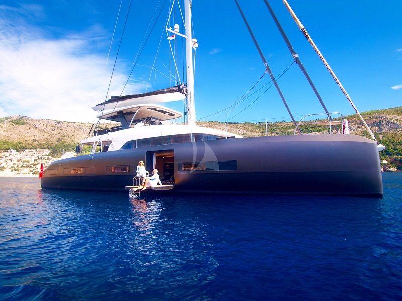 LA GATTA - Lagoon Seventy 7 - 4 Cabins - 2020 - Trogir - Croatia - Caribbean