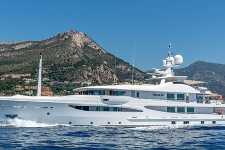 Charter Yacht LADY NAG NAG - Amels 171 - 6 Cabins - Porto Cervo - Poltu Quatu - Olbia - Naples - Capri