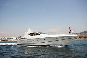 LADY SPLASH - 24m Leopard - 3 Cabins - Cannes - Corsica - Olbia