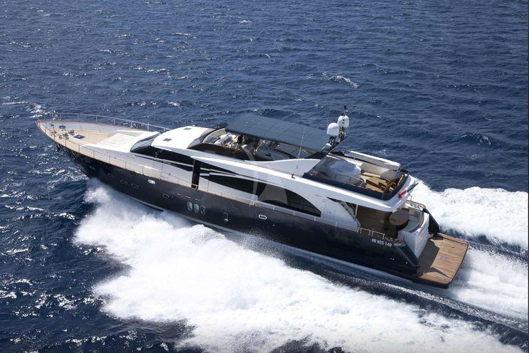 Charter Yacht LADY AMANDA - Guy Couach 30m - 4 Cabins - Cannes - Monaco - St Tropez