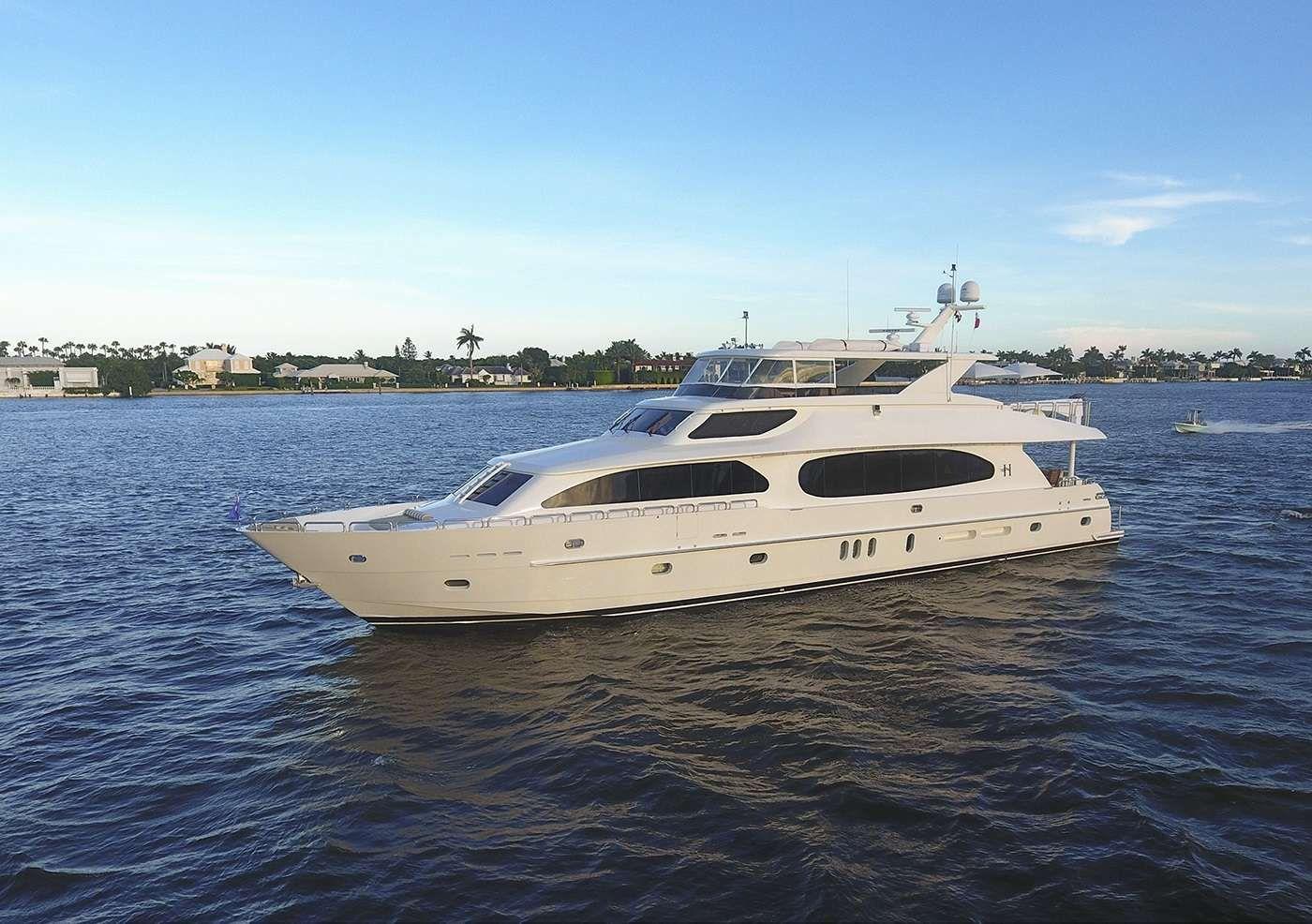LADY DEENA II - Hargrave 101` - 4 Cabins - Fort Lauderdale - Bahamas - Nassau - Georgetown - Florida