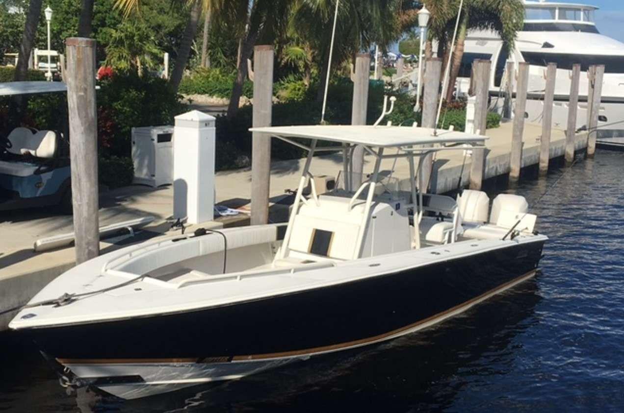 LADY DEENA II Hargrave 101 Luxury Motoryacht Tender