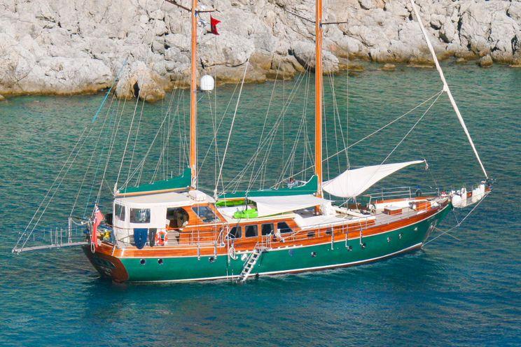 Charter Yacht LADY FREYA - Gulet - 4 Cabins - Bodrum - Gocek - Kos - Rhodes
