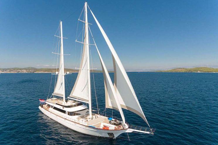 Charter Yacht LADY GITA - 50m Custom Gulet - 6 Cabins - Split - Zadar - Dubrovnik