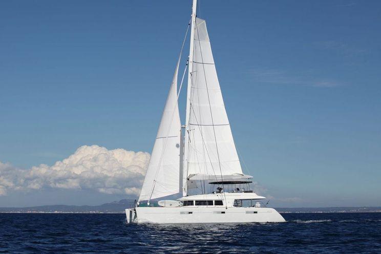 Charter Yacht LADY M - Lagoon 620 - 3 Cabins - Corsica - Sardinia - Croatia