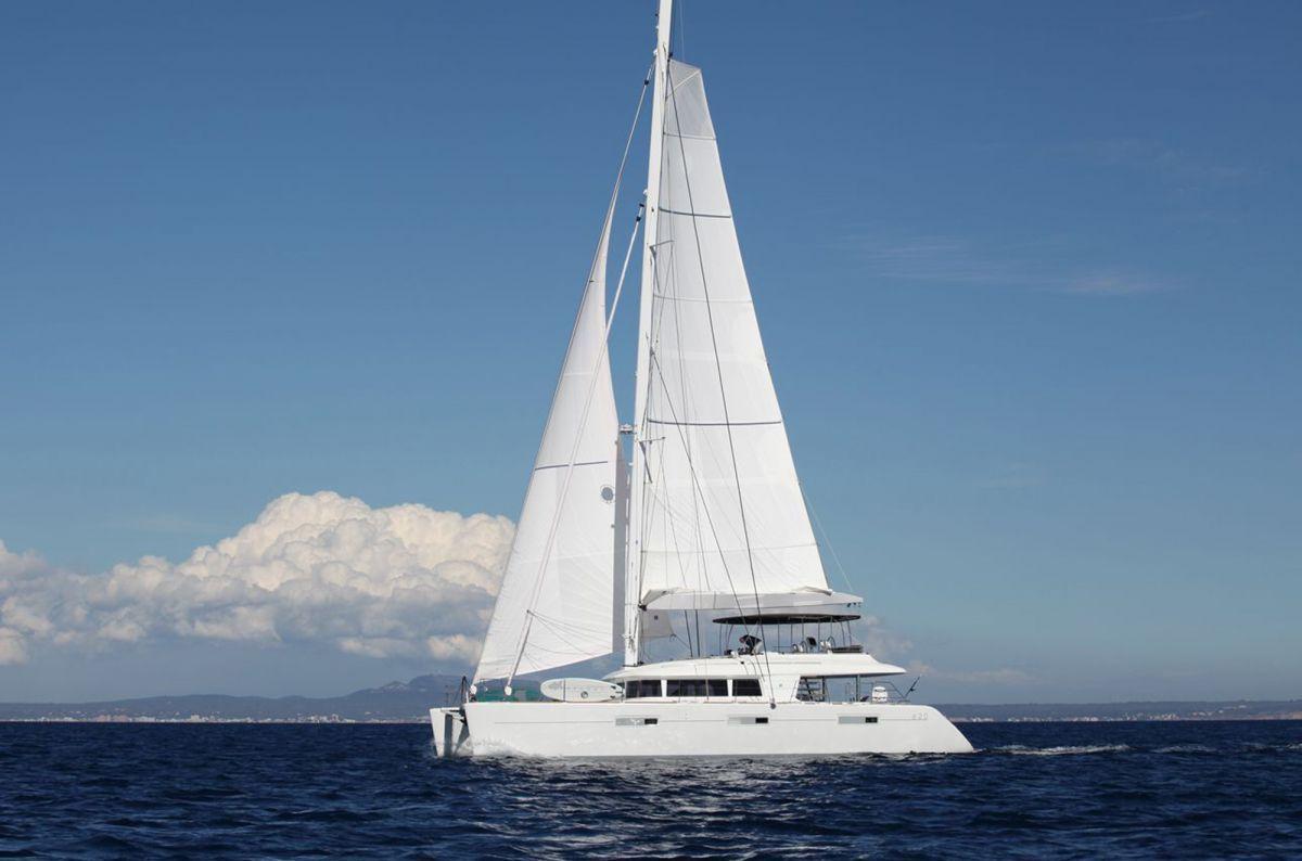LADY M - Lagoon 620 - 3 Cabins - Corsica - Sardinia - Croatia