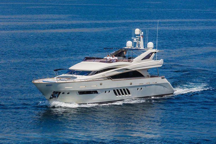 Charter Yacht LADY MURA - Dominator 29m - 5 Cabins - Dubrovnik - Tivat - Split
