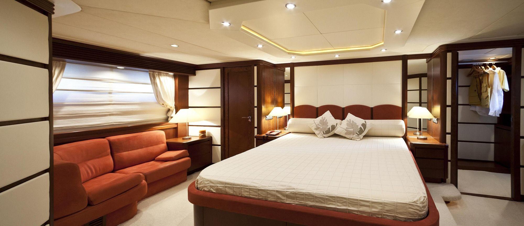 LADY P - Crewed Motor Yacht - Master