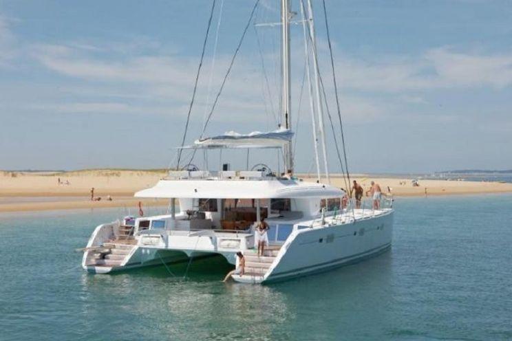 Charter Yacht LADY RACHEL - Lagoon 620 - 4 Cabins - Capri - Sorrento - Amalfi