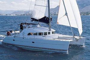 Lagoon 380 - 4 Cabins - Ibiza
