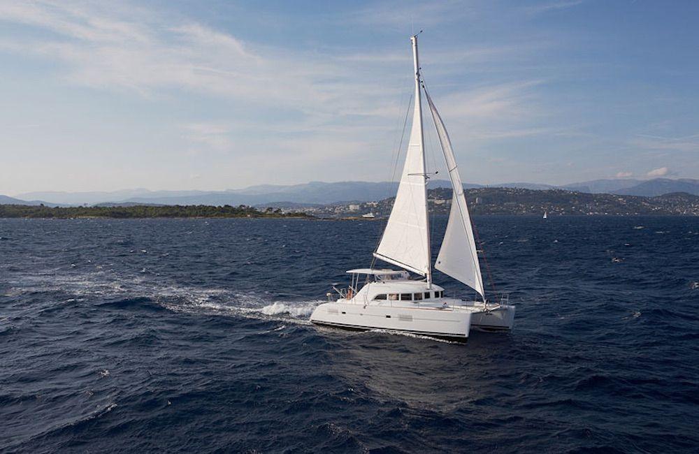 Lagoon 380 - 4 Cabins - 2017 - Sardinia