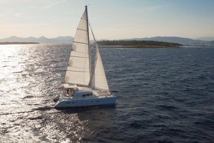 Charter Yacht Lagoon 380 - 4 Cabins -Athens - Greece