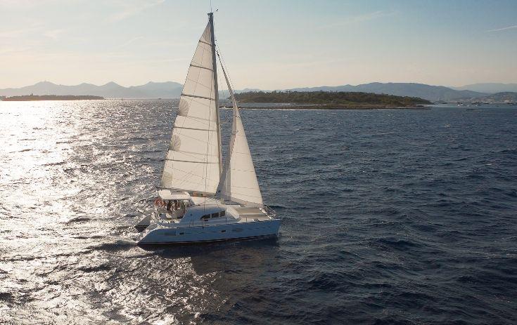 Lagoon 380 - 4 Cabins -Athens - Greece