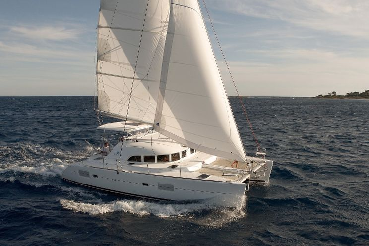 Charter Yacht Lagoon 380 - 4 Cabins - Athens - Kos - Lefkas