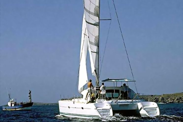 Charter Yacht Lagoon 380 - 4 Cabins - St Raphael - French Riviera