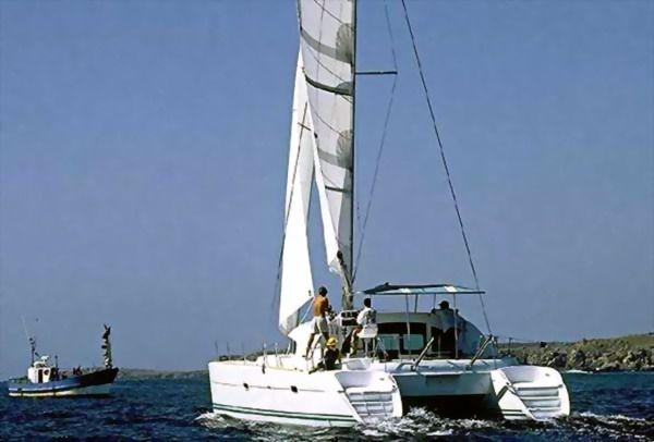 Lagoon 380 - 4 Cabins - St Raphael - French Riviera