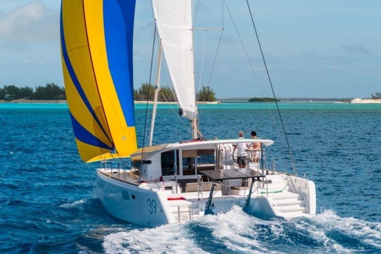Charter Yacht Lagoon 39 (2015) - 4 Cabins - Praslin, Seychelles