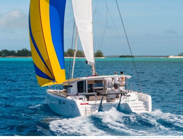 Lagoon 39(2015)- 4 Cabins - Praslin,Seychelles