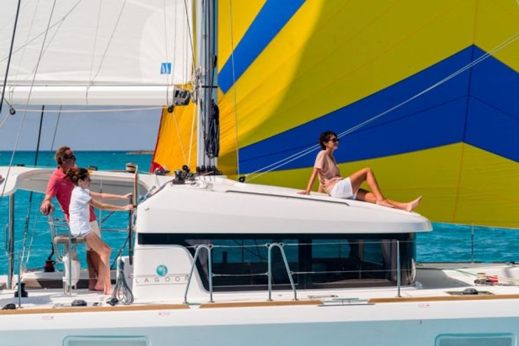 Charter Yacht Lagoon 39 - 4 Cabins - New Caledonia, South Pacific