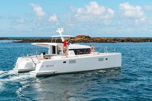 Lagoon 40 Power Catamaran - 4 Cabins - 2016 - Split
