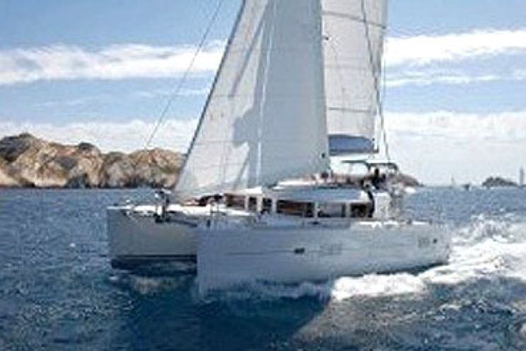Charter Yacht Lagoon 400 - 4 Cabins  - Greece