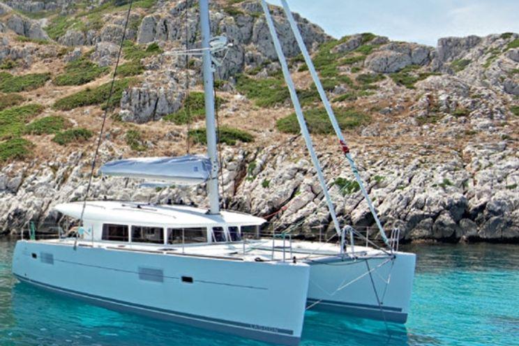 Charter Yacht Lagoon 400 - 4 Cabins - Ajaccio - Marseille - Corsica