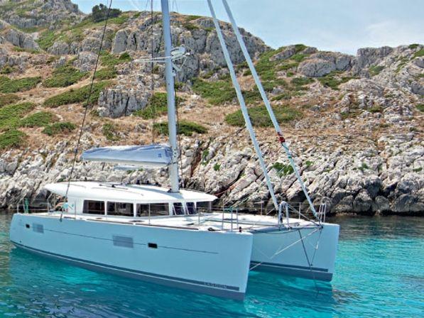 Lagoon 400 - 4 Cabins - Ajaccio - Marseille - Corsica