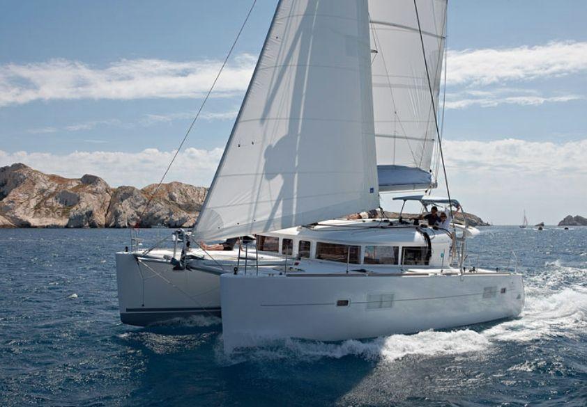 Lagoon 400 - 4 Cabins - Milazzo - Aeolian Islands - Italy