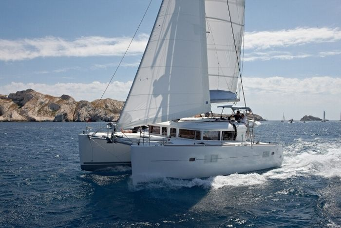 Lagoon 400 S2 -  4 Cabins - Olbia,Sardinia