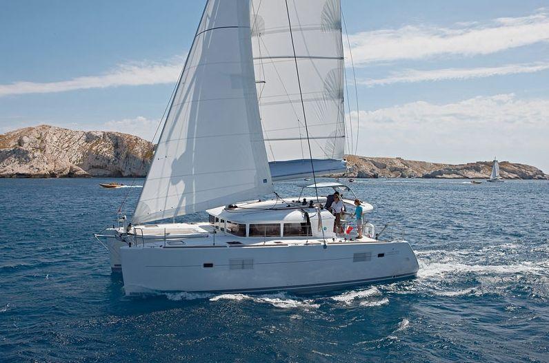 Lagoon 400 - 2012 - 4 + 2 Cabins - Ibiza