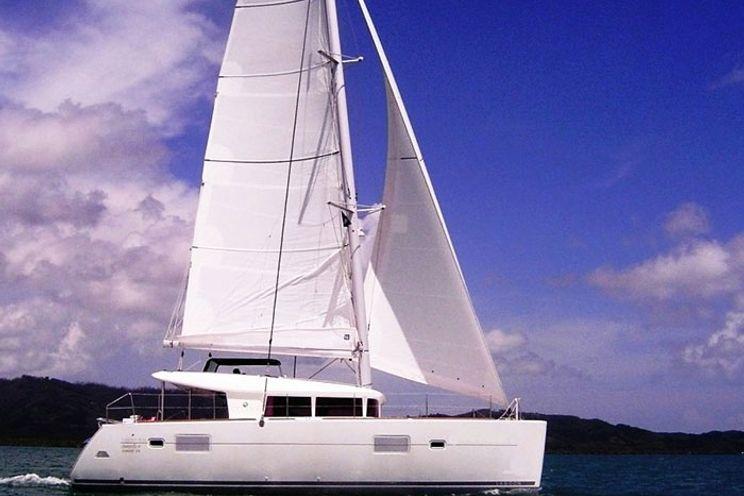 Charter Yacht Lagoon 400 S2(2015)- 6 Cabins/2H - Phuket,Thailand