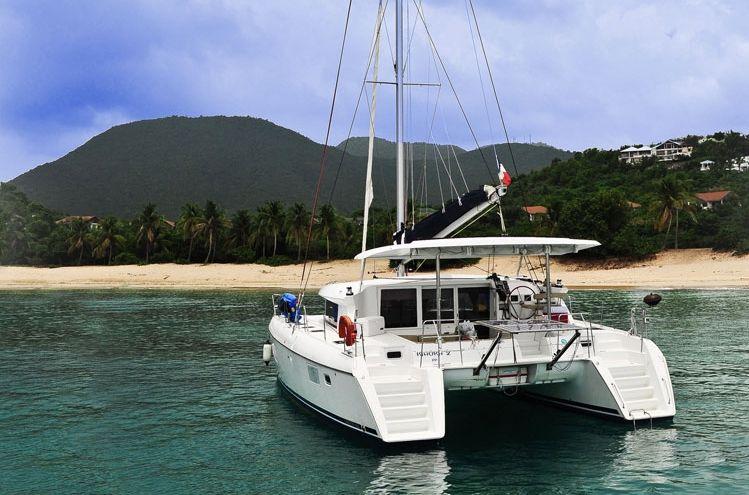 Lagoon 420 - 4 Cabins - British Virgin Islands - Tortola