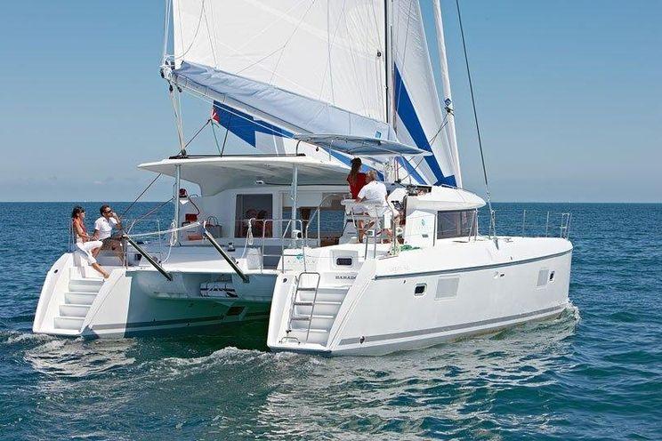 Charter Yacht Lagoon 421 - 4 Cabins - Ibiza - Lanzarote - Spain