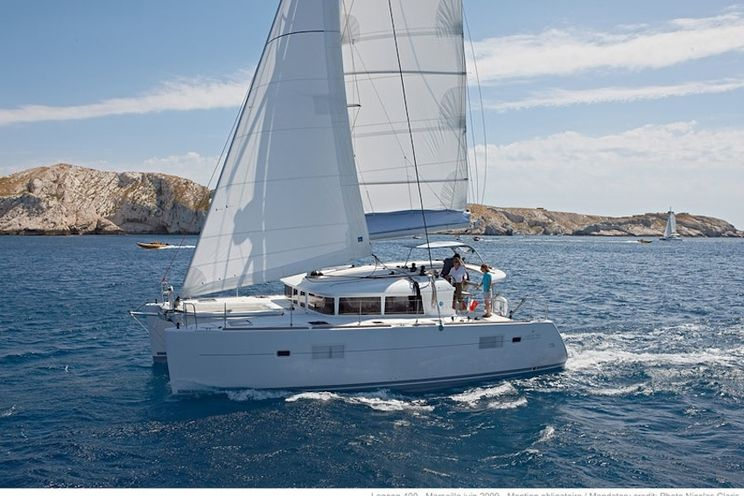 Charter Yacht Lagoon 421 - 4 + 1 Cabins - Bodrum -Turkey