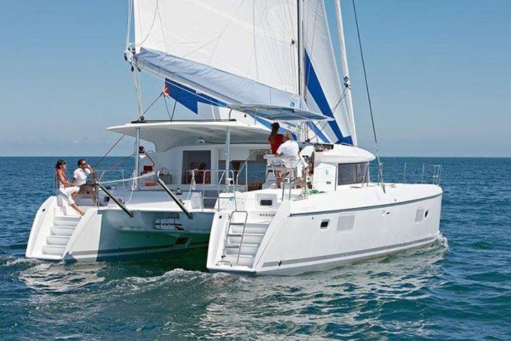 Charter Yacht Lagoon 421 - 4 + 1 Cabins - Tuscany - Italy
