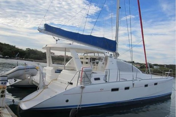 Charter Yacht Lagoon 430 - 4 Cabins - Grenada