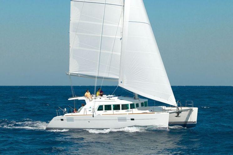 Charter Yacht Lagoon 440 (2009) - 4 + 2 Cabins - British Virgin Islands - Tortola - St Maarten