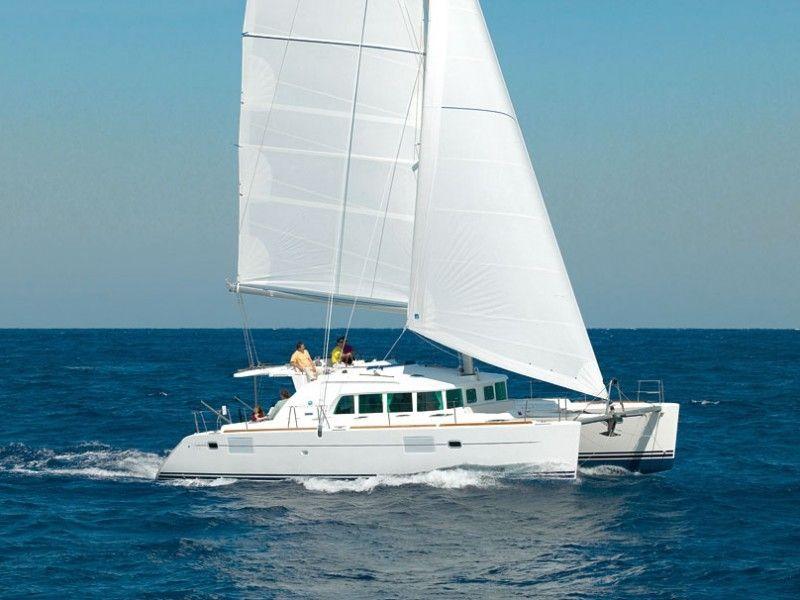 Lagoon 440(2009)- 4 + 2 Cabins - British Virgin Islands - Tortola - St Maarten