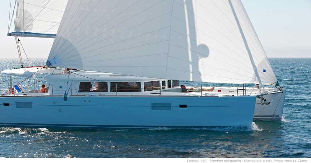 Lagoon 450 - 4 Cabins - Tortola, BVI