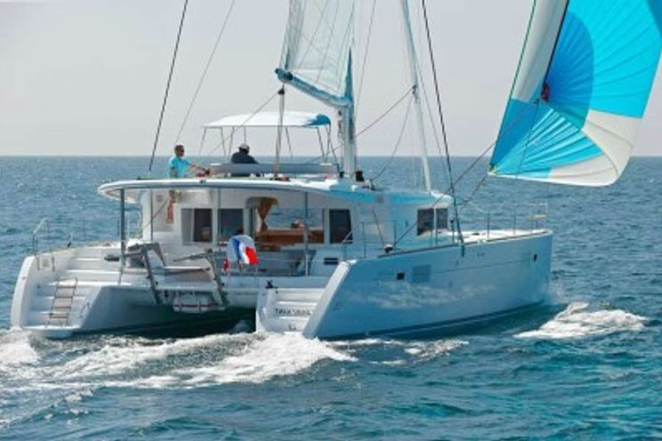 Charter Yacht Lagoon 450 - 4 + 2 Cabins - Bahamas
