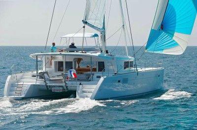 Lagoon 450 - 4 + 2 Cabins - Bahamas