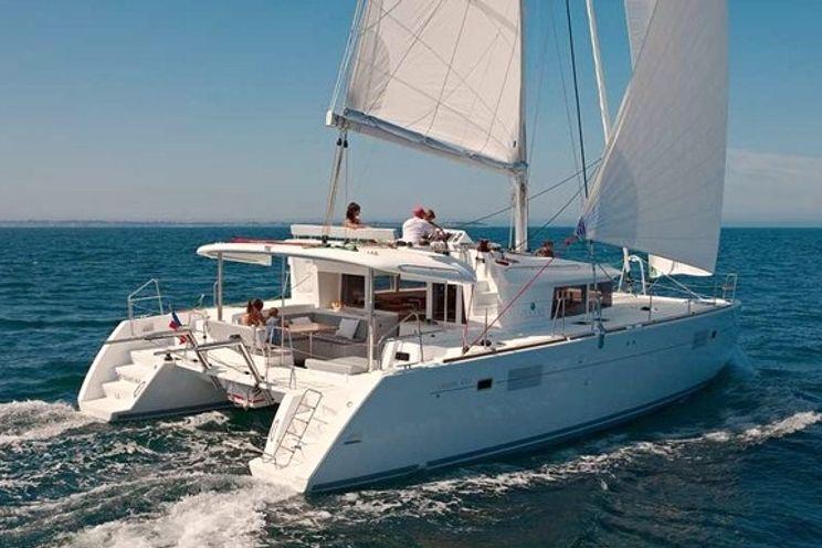 Charter Yacht Lagoon 450 - 3 Cabins - British Virgin Islands