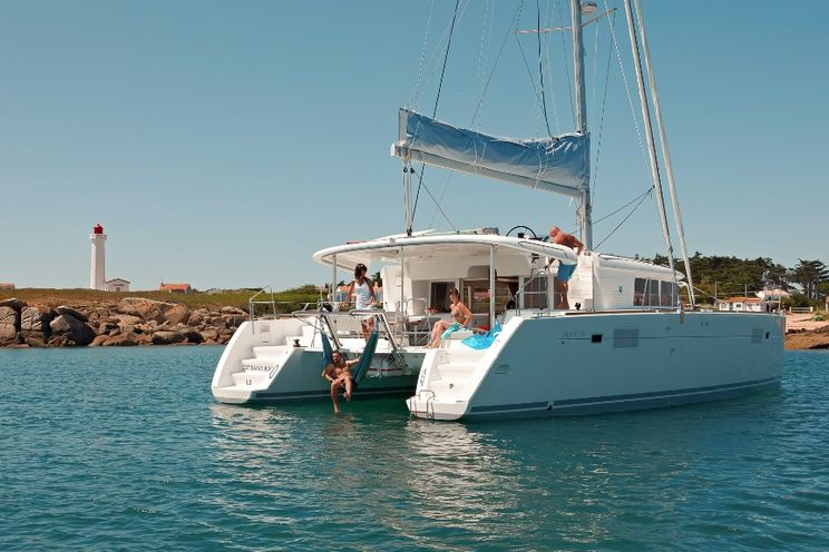 Charter Yacht Lagoon 450 - 4 Cabins - Athens - Corfu - Kos - Rhodes