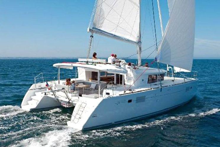 Charter Yacht Lagoon 450 - 4 Cabins - 2012 - Corfu