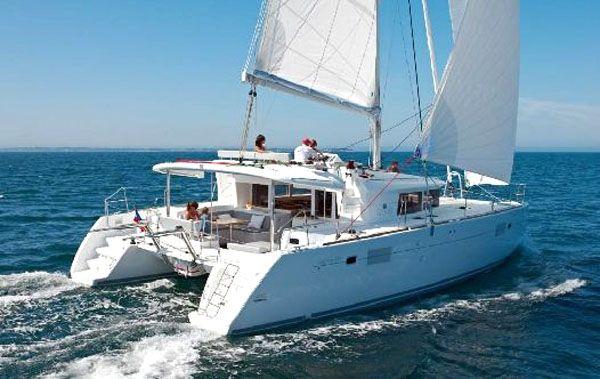 Lagoon 450  - 4 Cabins - St Raphael - St Tropez - Cannes