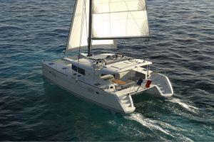 Lagoon 450 - 4 + 1 Cabins - Ibiza - Lanzarote