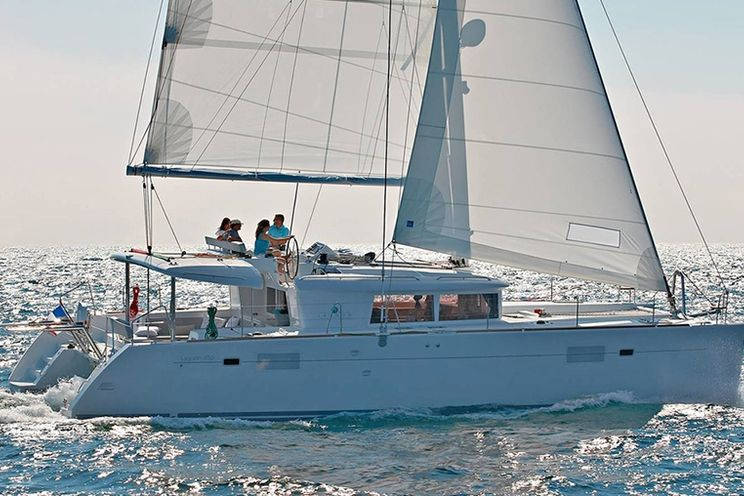 Charter Yacht Lagoon 450 - 4 Cabins - Athens