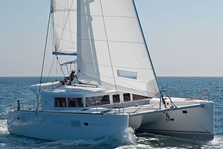 Charter Yacht Lagoon 450 - 4 Cabins - British Virgin Islands - Tortola - St Maarten