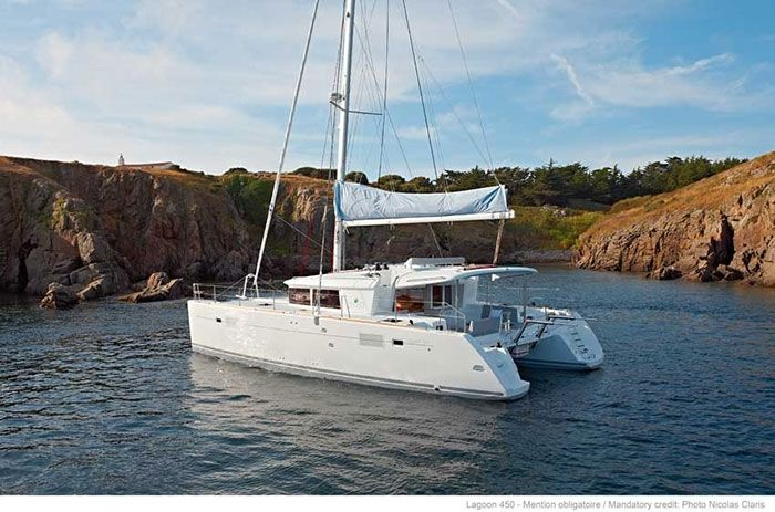 Lagoon 450 - 4 Cabins - St Raphaël - South of France