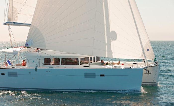 Lagoon 450 - 4 + 2 Cabins - Tortola